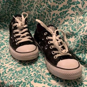Converse All-Star Black Sequence
